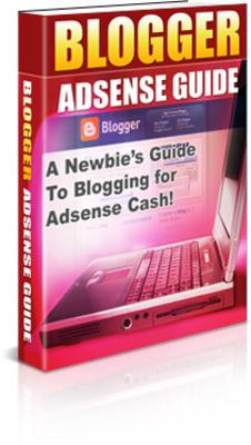 Product picture Blogger Adsense - PLR + Salespage Template