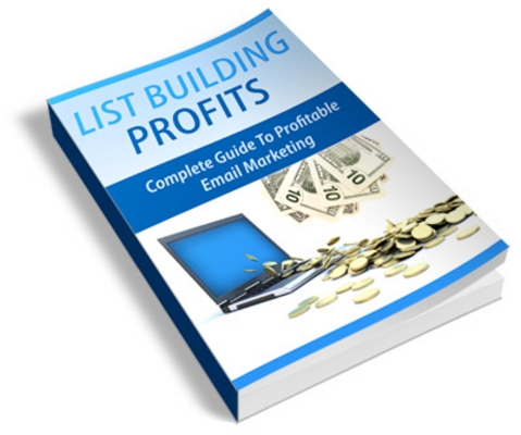 Product picture List Building Profits - Massive Full PLR Package