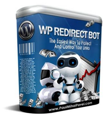 Product picture WordPress Redirect BOT - MRR