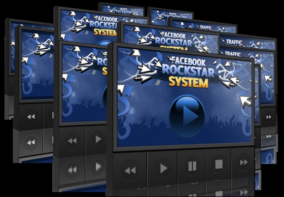 Product picture The Facebook Rockstar System with MRR and PLR